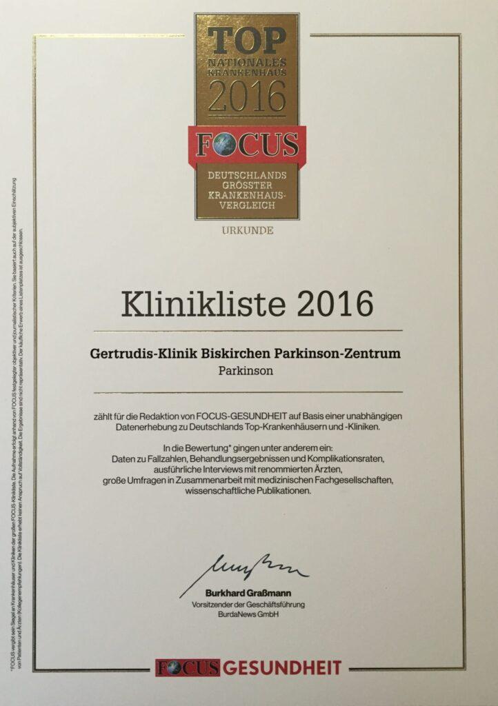 Gertrudis_Klinik_Focus_2016